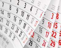 Del 28 de marzo al 5 de abril de trabajo en modo normal