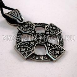 Amuleto «Runic croce»