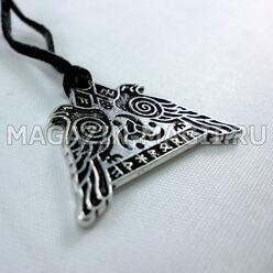 """The Amulet """"Ravens Of Odin"""""""
