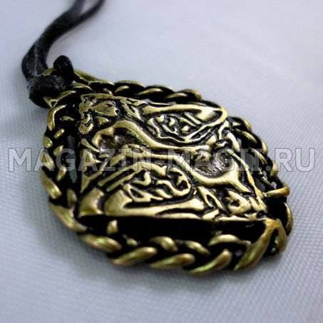 lovers Woven Amulet
