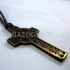 Amulet Celtic cross