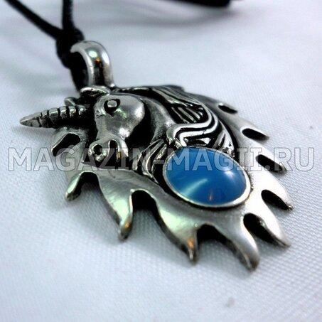 Amuleto Unicorno