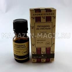 L'olio essenziale di «chiodi di Garofano»