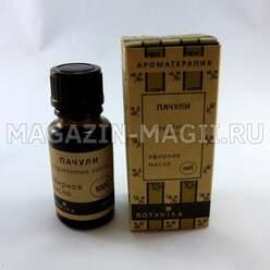 L'olio essenziale di Patchouli
