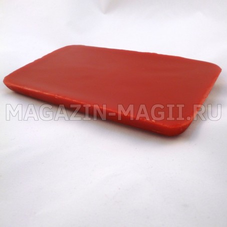 Red wax